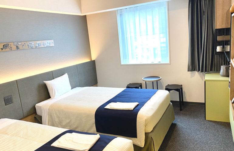 「スマチュー」は飲食店だけでなくホテルのルームサービスにも利用できます。